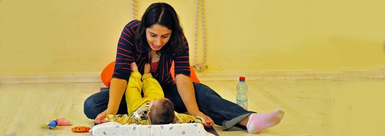 Read more about the article למה חשוב לעסות ולהניע את התינוק?