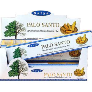 קטורת איכותית פאלו סנטו (העץ הקדוש)